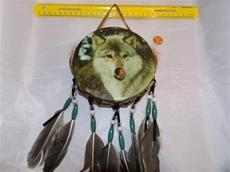 Dreamcatcher Picture, Hungry wolf