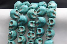 "Beads,  Magnesite 16"" long strand 20.5 mm high/16mm wide/19 thick/1 strand"