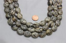 "Feldspar beads.20.5mm height 15.7 wide 7 mm thick 15 1/2"" long strand 1 strand for $7.99"