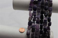 "Beads, Fluorite Bead Strand/15"" long/15.4mm height/10mm square"